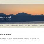 Braille Quran